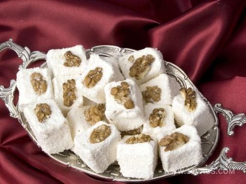 Белый лукум рецепт в домашних условиях